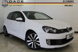 USED 2012 12 VOLKSWAGEN GOLF 2.0 GTD TDI 3DR 170 BHP SERVICE HISTORY + 0% FINANCE AVAILABLE T&C'S APPLY + HEATED LEATHER SEATS + BLUETOOTH + MULTI FUNCTION WHEEL + CLIMATE CONTROL + 17 INCH ALLOY WHEELS