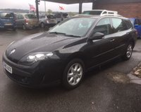 USED 2010 10 RENAULT LAGUNA 2.0 DYNAMIQUE TOMTOM DCI FAP 5d 150 BHP FULL SERVICE HISTORY DIESEL ESTATE