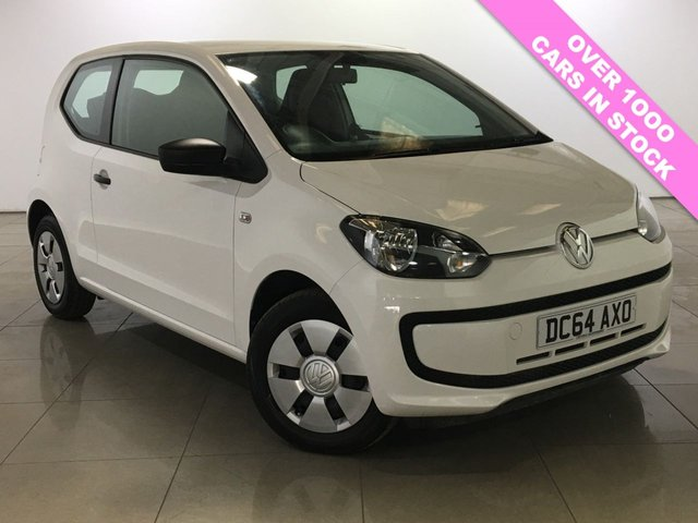 View our 2015 64 VOLKSWAGEN UP 1.0 TAKE UP 3d 59 BHP