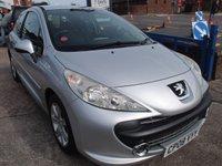 2008 PEUGEOT 207 1.6 SPORT 3d 89 BHP £2695.00