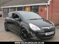 2012 VAUXHALL CORSA 1.2 LIMITED EDITION 3dr ONE OWNER £4990.00