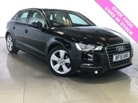 USED 2015 15 AUDI A3 2.0 TDI SPORT 5d 148 BHP Leather/Bang & Olufsen Sound