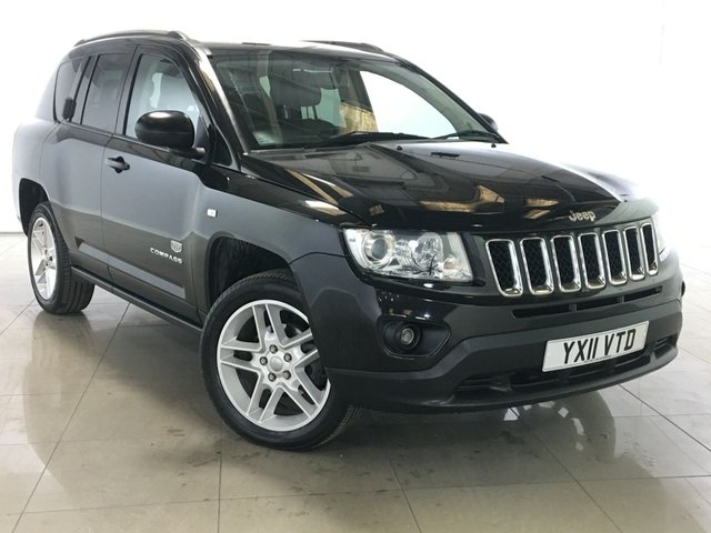 View our 2011 11 JEEP COMPASS 2.1 CRD 70TH ANNIVERSARY 5d 161 BHP