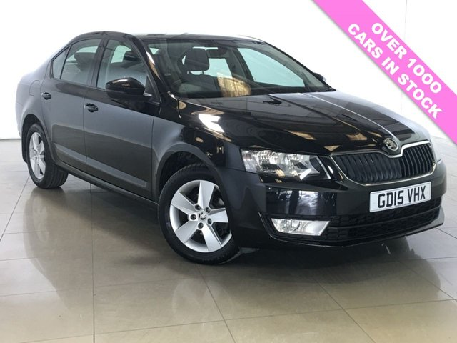 View our 2015 15 SKODA OCTAVIA 1.6 SE TDI CR 5d 104 BHP