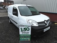 2014 RENAULT KANGOO 1.5 ML19 DCI EXTRA 90 BHP AIR CON, SAT NAV & ELECTRIC PACK £3995.00