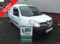 USED 2014 64 RENAULT KANGOO 1.5 ML19 DCI EXTRA 90 BHP AIR CON, SAT NAV & ELECTRIC PACK 1 OWNER  PX WELCOME OPEN 7 DAYS