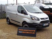 2014 FORD TRANSIT CUSTOM PANEL VAN 2.2 270 LR P/V 5d 100 BHP £11990.00