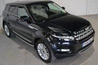 2011 LAND ROVER RANGE ROVER EVOQUE 2.2 SD4 PRESTIGE LUX 5d AUTO 190 BHP £21250.00
