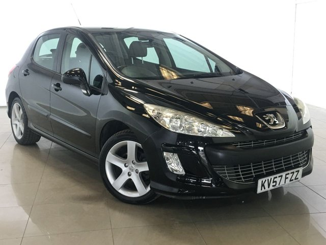 View our 2007 57 PEUGEOT 308 1.6 SPORT 5d 148 BHP
