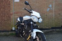 USED 2011 61 TRIUMPH STREET TRIPLE STREET TRIPLE R  LOW FINANCE DEAL AVAILBLE
