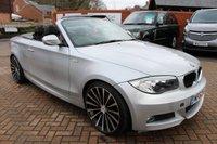 2012 BMW 1 SERIES 2.0 120D M SPORT 2d 175 BHP £11495.00