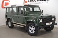 1997 LAND ROVER DEFENDER 110 2.5 COUNTY SW 12S TDI 1d 111 BHP £9995.00