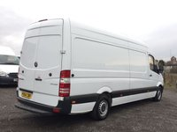 USED 2014 64 MERCEDES-BENZ SPRINTER 2.1 313 CDI LWB FACELIFT HIGH ROOF FACELIFT, LWB, ONE OWNER NEW, FULL DEALER HISTORY