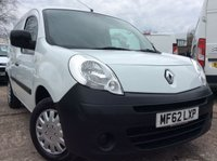2012 RENAULT KANGOO 1.5 ML20 DCI 90 BHP 1 OWNER FSH NEW MOT BLUETOOTH £4600.00