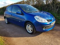 2008 RENAULT CLIO 1.1 EXPRESSION 16V 3d 75 BHP £SOLD