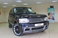 2006 LAND ROVER RANGE ROVER 4.2 V8 SUPERCHARGED 5d AUTO 391 BHP £14950.00
