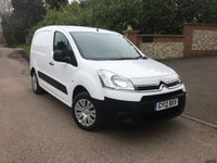 USED 2012 12 CITROEN BERLINGO 1.6 850 ENTERPRISE L1 HDI 1d 89 BHP PLEASE CALL TO VIEW