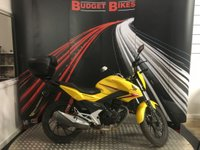 2015 HONDA CB125 125cc GLR 125 1WH-F  £1890.00
