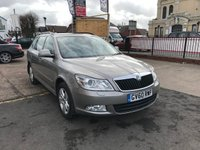 USED 2011 60 SKODA OCTAVIA 1.6 ELEGANCE TDI CR DSG 5d AUTO 103 BHP FULL MAIN DEALER SERVICE HISTORY-1 OWNER-AUTOMATIC-DIESEL-CAMBELT CHANGED-MEDIA INTERFACE