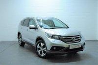 2013 HONDA CR-V 2.0 I-VTEC EX 5d AUTO 153 BHP £11395.00