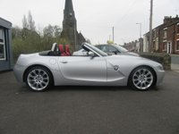 USED 2008 08 BMW Z4 3.0 Z4 SI ROADSTER 2d AUTO 265 BHP Stunning BMW Z4 Low Low Miles, finance available.