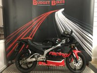2000 APRILIA RS 125cc £1990.00
