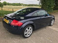 USED 2002 02 AUDI TT Coupe 1.8 1d