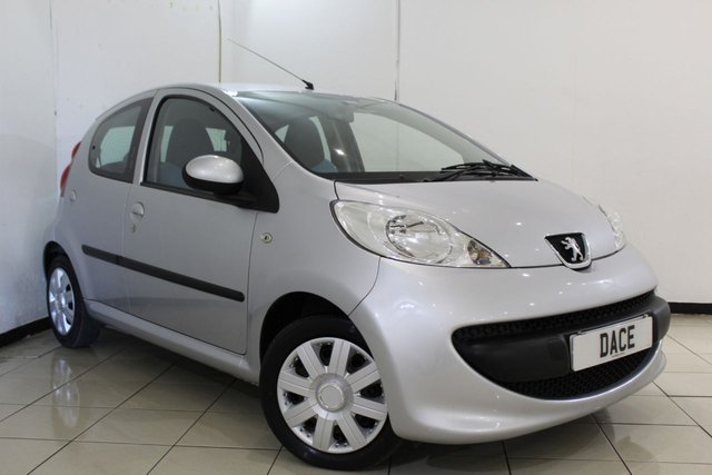 View our 2008 58 PEUGEOT 107 1.0 URBAN MOVE 5DR 68 BHP