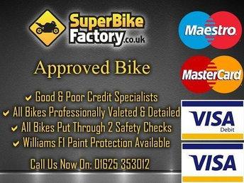 2006 06 SUZUKI GSXR750 750CC 0% DEPOSIT FINANCE AVAILABLE £3991.00