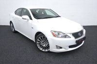 2010 LEXUS IS 2.5 250 F SPORT 4d AUTO 204 BHP £9999.00