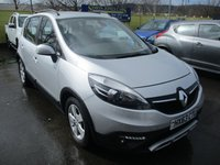 2013 RENAULT SCENIC 1.5 XMOD DYNAMIQUE TOMTOM ENERGY DCI S/S 5d 110 BHP £7995.00