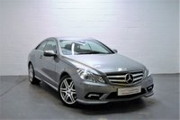 2009 MERCEDES-BENZ E CLASS 2.1 E250 CDI BLUEEFFICIENCY SPORT 2d AUTO 204 BHP £8995.00
