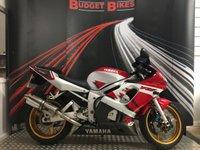 1999 YAMAHA R6 599cc YZF R6  £2690.00