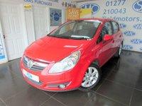 2010 VAUXHALL CORSA 1.4 SE 5d AUTO 98 BHP £4995.00