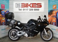USED 2011 11 BMW  F800 ST SPORT TOURING 800 CC