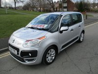 USED 2010 10 CITROEN C3 PICASSO 1.6 PICASSO VTR PLUS HDI 5d 90 BHP £30 PER YEAR ROAD TAX - SERVICE HISTORY - 2 OWNERS FROM NEW