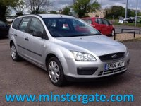 2006 FORD FOCUS 1.6 LX TDCI 5d 89 BHP * FULL FORD SERVICE HISTORY * £1890.00
