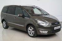 2013 FORD GALAXY 2.0 TITANIUM TDCI 5d AUTO 138 BHP £12650.00