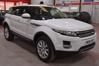 2015 LAND ROVER RANGE ROVER EVOQUE 2.2 SD4 PURE TECH 5d AUTO 190 BHP £25485.00