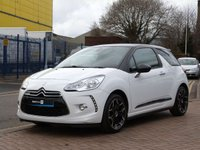 2013 CITROEN DS3 1.6 THP 155 DSPORT 3d  £6495.00