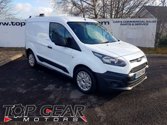 2014 FORD TRANSIT CONNECT 200 1.6 TDCI 95 BHP P/V **CHOOSE FROM 70 VANS** £6525.00