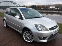 USED 2008 08 FORD FIESTA 2.0 ST 16V 3d 148 BHP GREAT VALUE AND GREAT PERFORMANCE