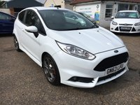 USED 2013 63 FORD FIESTA 1.6 ST-2 3d 180 BHP MOUNTUNE UPGRADE 215 BHP / SAT NAV / LOW MILEAGE