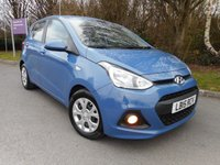 USED 2015 15 HYUNDAI I10 1.0 SE 5d 65 BHP * 1 Owner from New*