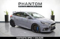 2016 FORD FOCUS 2.3 RS 5d 346 BHP £26990.00