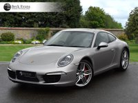 USED 2011 61 PORSCHE 911 3.8 CARRERA S PDK 2d AUTO 400 BHP SUNROOF 20 INCH WHEELS