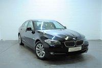 2010 BMW 5 SERIES 2.0 520D SE 4d 181 BHP £7895.00