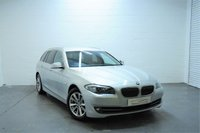 2010 BMW 5 SERIES 2.0 520D SE TOURING 5d 181 BHP £7995.00