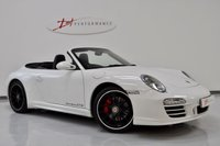 2011 PORSCHE 911 3.8 CARRERA GTS PDK 2d AUTO 408 BHP GREAT SPECIFICATION £54950.00