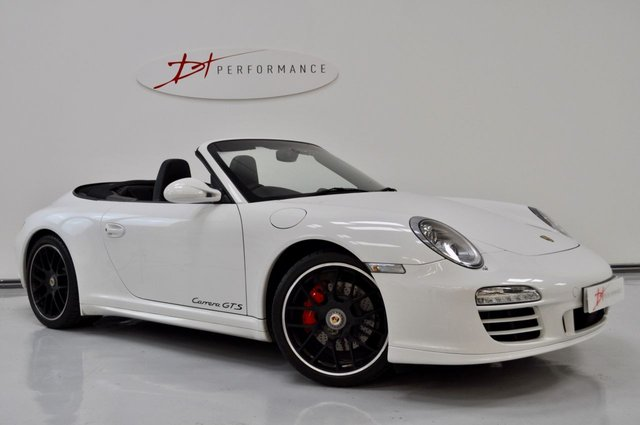 2011 11 PORSCHE 911 3.8 CARRERA GTS PDK 2d AUTO 408 BHP GREAT SPECIFICATION